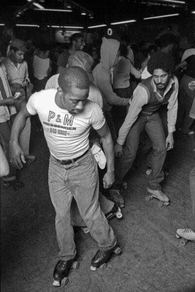 Patrick D. Pagnano, 'Empire Roller Disco #8', 1980