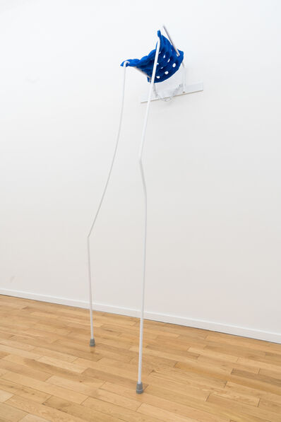 Jesse Darling, 'Eccentric Contraction (still standing)', 2017