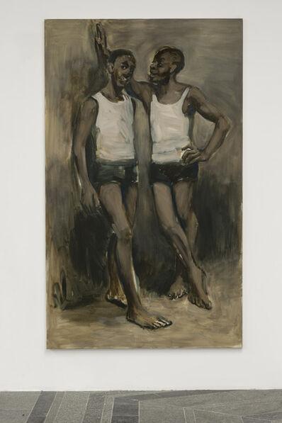 Lynette Yiadom-Boakye, 'Confidences', 2010