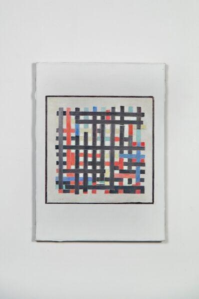 Juan Araujo, 'Version Ortogonal #6 de Alejandro Otero', 2018