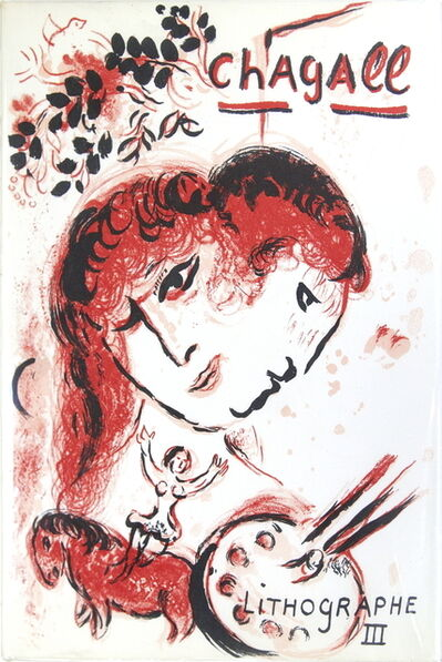 Marc Chagall, 'Chagall Lithographe III (1962-1968)', 1969