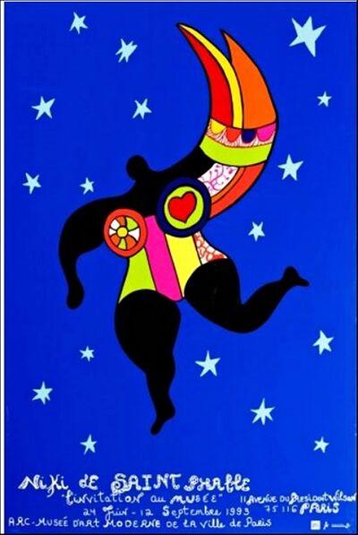 Niki de Saint Phalle, 'Musee D'Art Moderne Paris', 1993