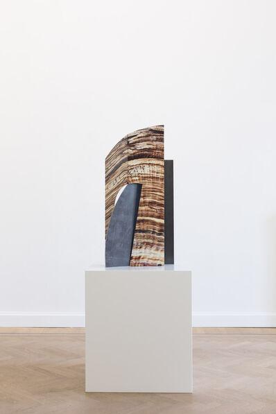 Letha Wilson, 'Utah Pine Double Slot Steel', 2019