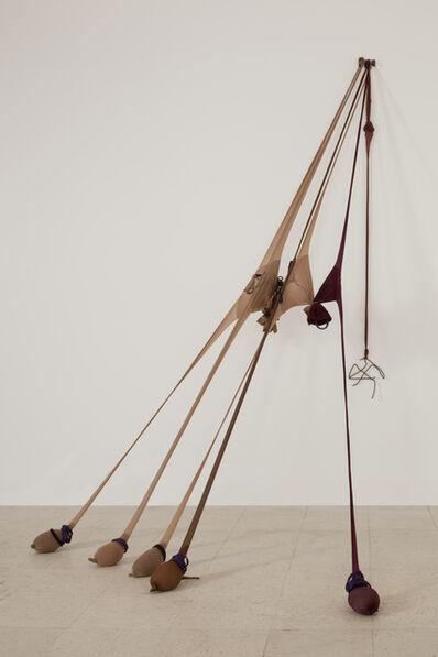 """Senga Nengudi, 'R.S.V.P. Reverie """"Scribe""""', 2014"""