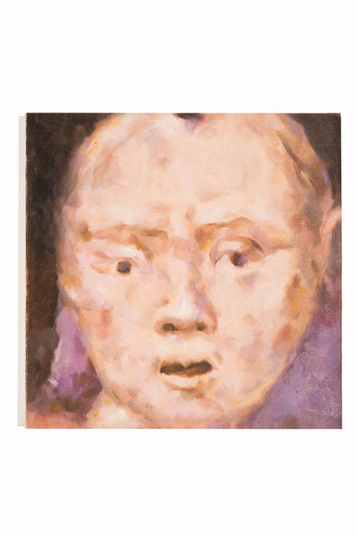Federico Pérez Villoro, 'Non-Faces Faces', 2020