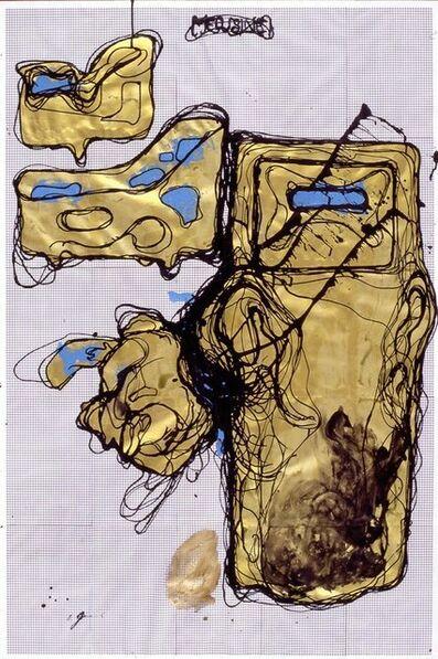 Bruno Gironcoli, 'Melusine', 1989