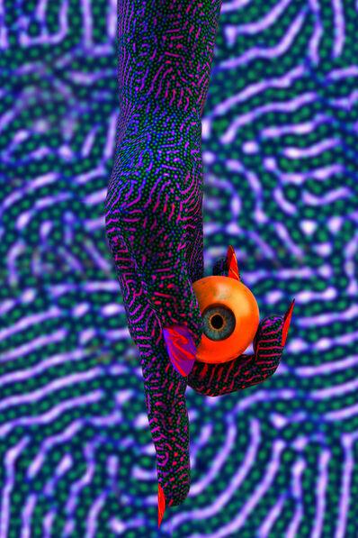 Geoffrey Lillemon, 'Hand 手', 2015