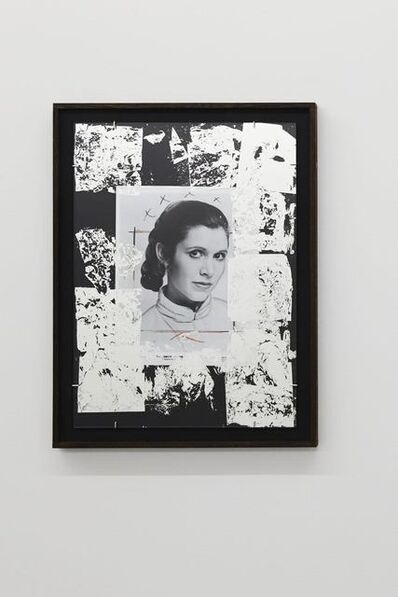 Daniëlle van Ark, 'A picture of Carrie Fisher', 2015