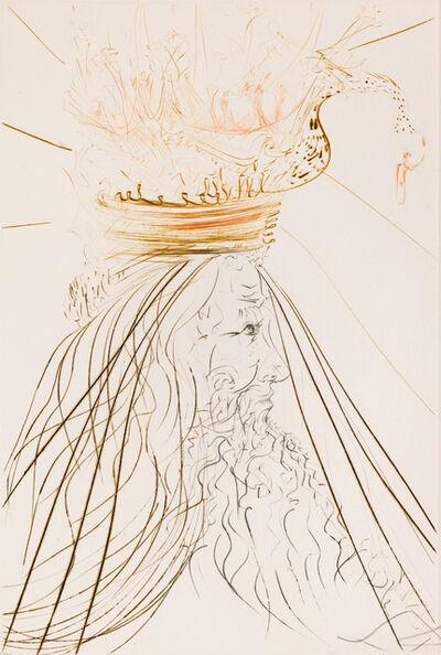 Salvador Dalí, 'King Marc ', 1970