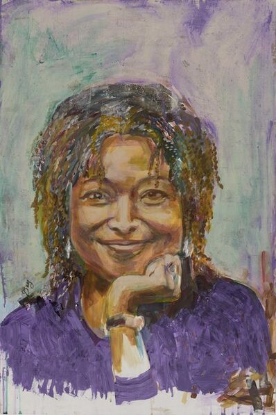 Joan Baez, 'Alice Walker', 2020