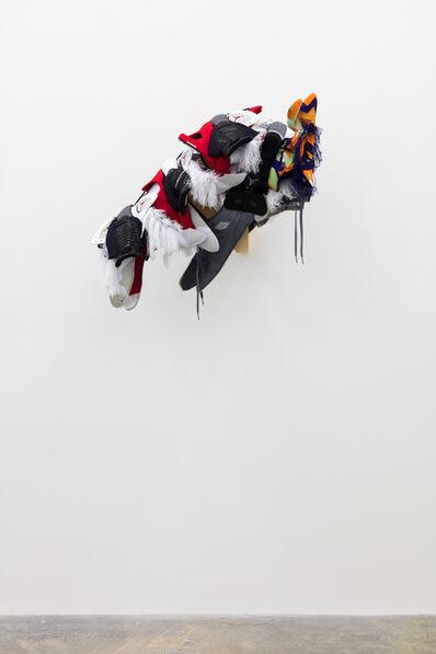 Brian Jungen, 'Horse Mask (Mike)', 2016