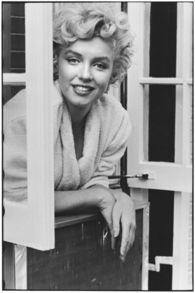 Elliott Erwitt, 'USA. New York. 1956. American actress Marilyn Monroe', ca. 1956