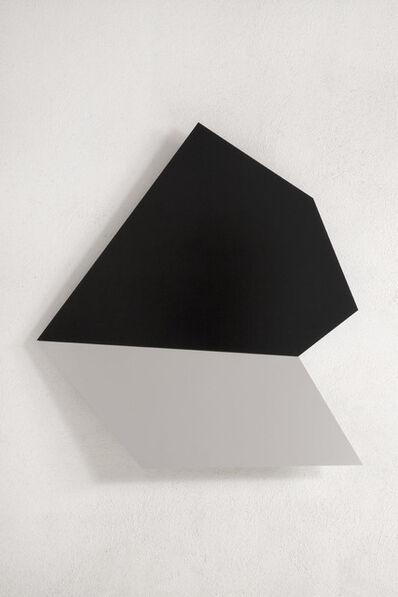 Teodosio Magnoni, 'Sulla linea 4', 2010