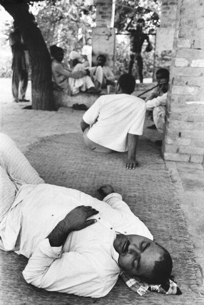 Frank Horvat, 'India, Opium'