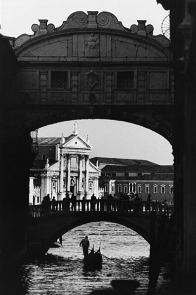 Gianni Berengo Gardin, 'Venice, Ponte dei Sospiri', years 1960