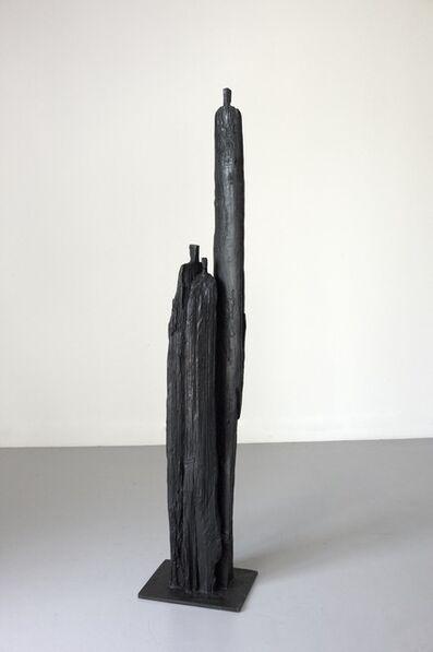 Christian Lapie, 'Les veilleurs du silence', 2015