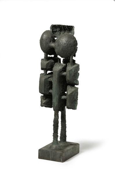 Shinkichi Tajiri, 'Obiit', 1962
