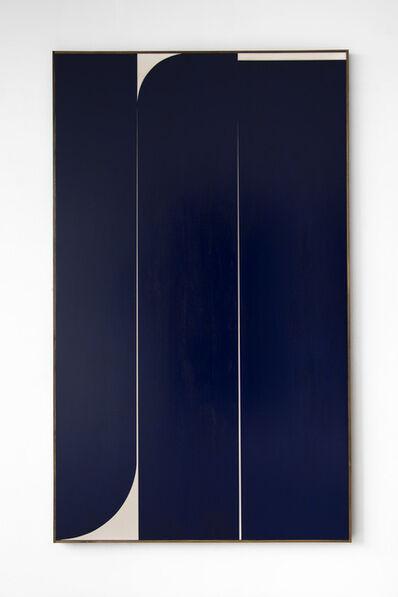 Johnny Abrahams, 'Untitled (Dark Blue)', 2019
