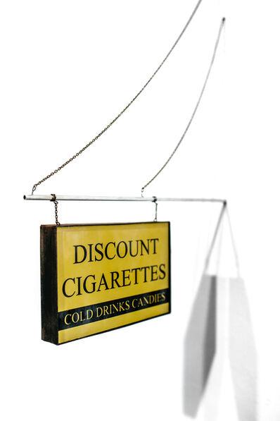Drew Leshko, 'Discount Cigarettes', 2019