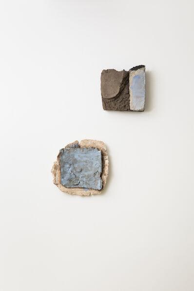 Nanni Valentini, 'Volto e impronta (da la terra di Giobbe)', 1980-1982