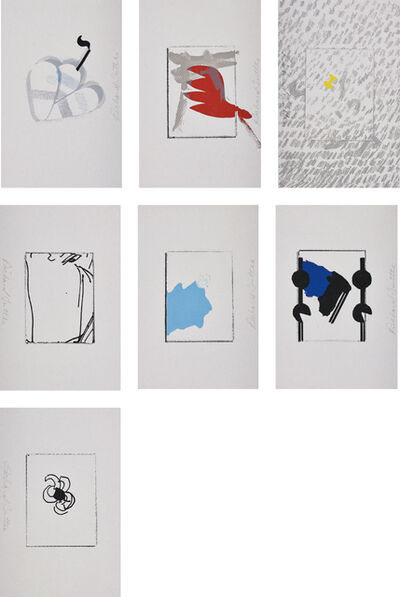 Richard Tuttle, 'A Drawing Book', 1983