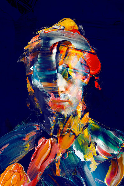 Roberto Grosso, 'He Knows Everything ', Contemporary