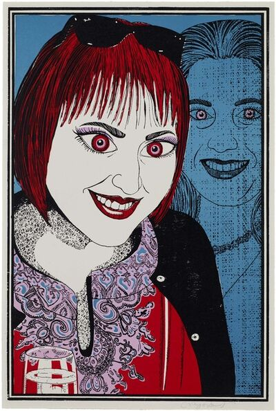 Grayson Perry, '04 from Six Snapshots of Julie', 2015