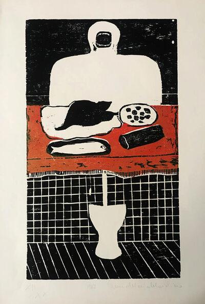 """Anna Maria Maiolino, '""""Glu, glu, glu""""', 1967"""