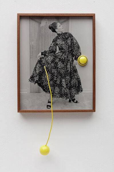 Elad Lassry, 'Untitled (Woman in Dress B)', 2016