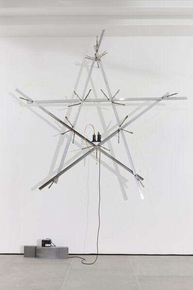Gilberto Zorio, 'Stella con arco voltaico (Star with Voltaic Bow)', 2007
