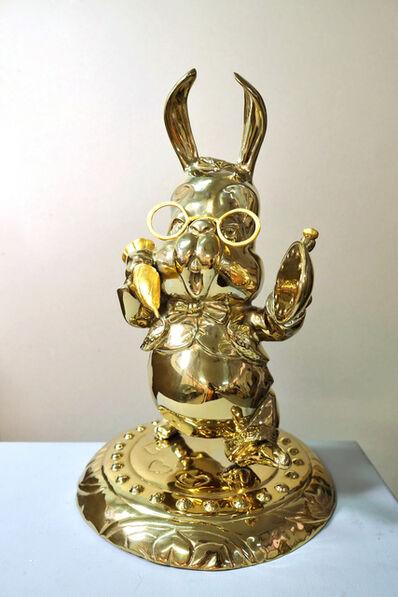 Yang Mao-Lin, 'Venerable Rabbit - Mr. White', 2017