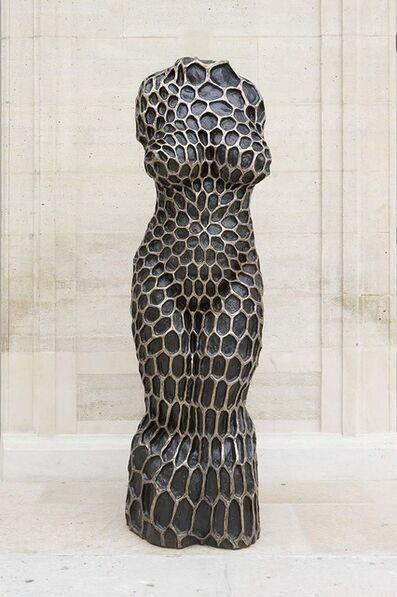 "Johan Creten, '""La Cathédrale""', 2000"
