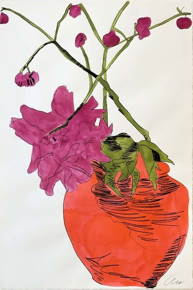 Andy Warhol, 'Flowers (Hand-Colored) II.119', 1974