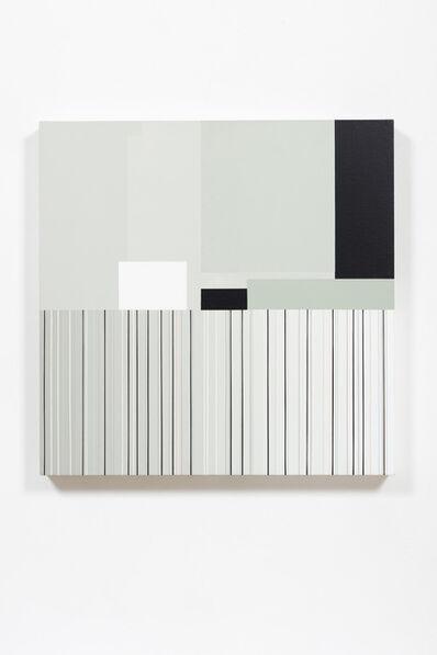 István Halmi-Horváth, 'Colour Structure 0.9', 2013