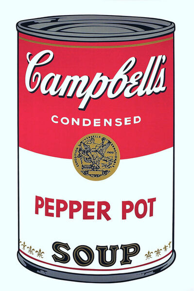 Andy Warhol, 'Campbell's Soup: Pepper Pot (FS II.51)', 1968