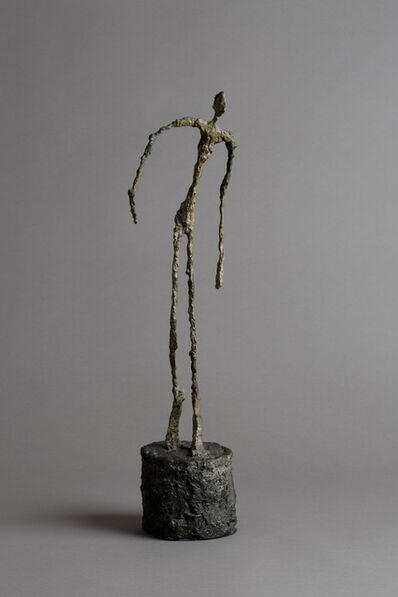 Alberto Giacometti, 'Homme qui chavire', 1950