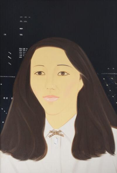 Alex Katz, 'Marcia', 1981-1982
