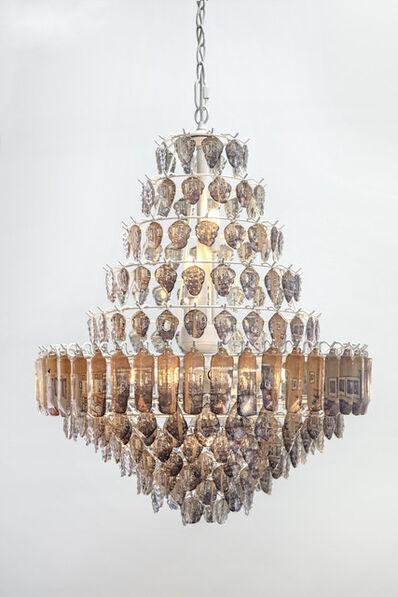 Matthew Brandt, 'Dining Room 8870', 2020