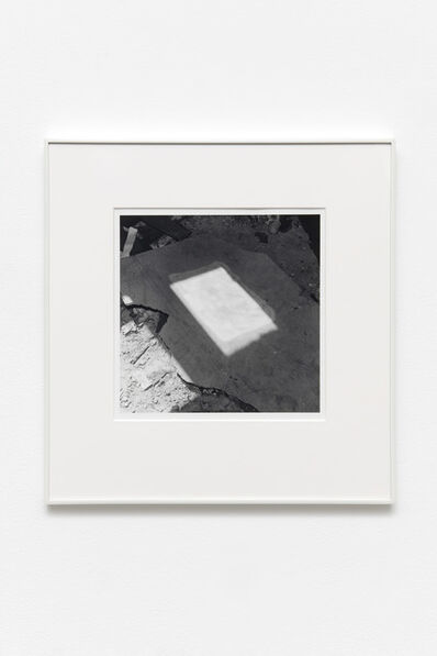 John Divola, 'Vandalism Portfolio 74V111', 1974/2016