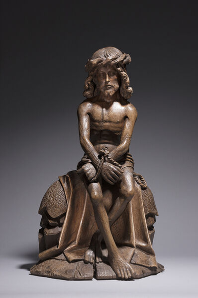 'Christ on the Cold Stone / Flanders, Brabant', ca. 1490