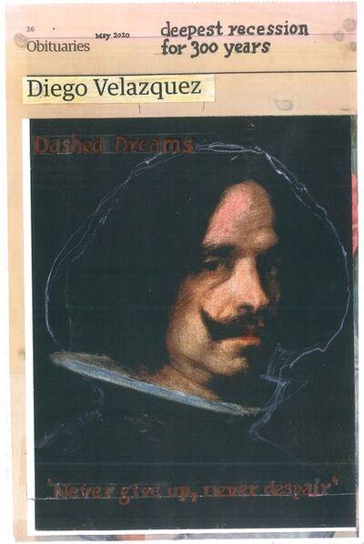 Hugh Mendes, 'Velazquez: Deepest', 2020