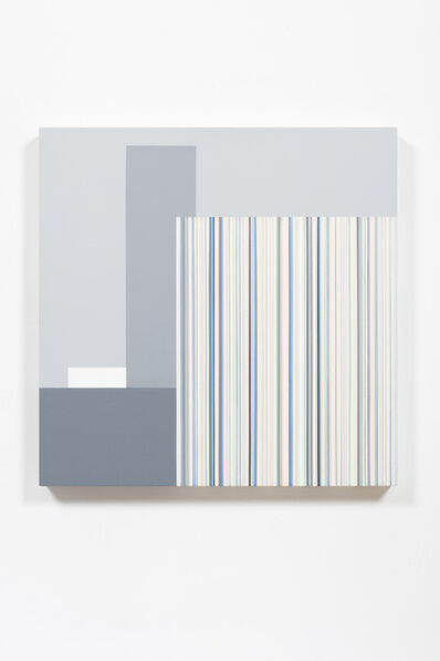 István Halmi-Horváth, 'Colour Structure 150112', 2015