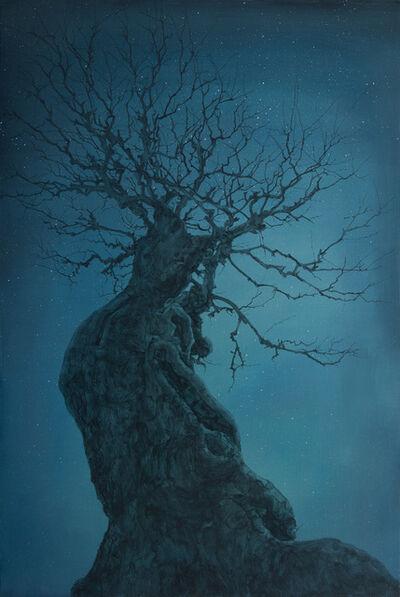 Yansha Zi'an, 'Ancient Tree No.4', 2014