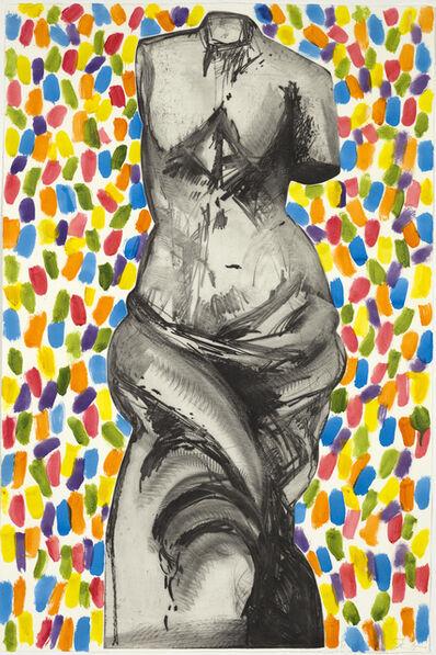 Jim Dine, 'Color on Her', 2009