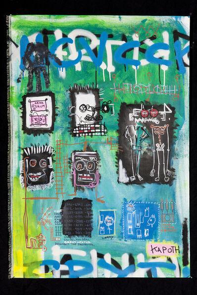Kapoth, 'Hector and Maverick', 2015