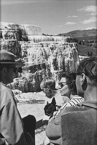 Lee Friedlander, 'Yellowstone', 1970
