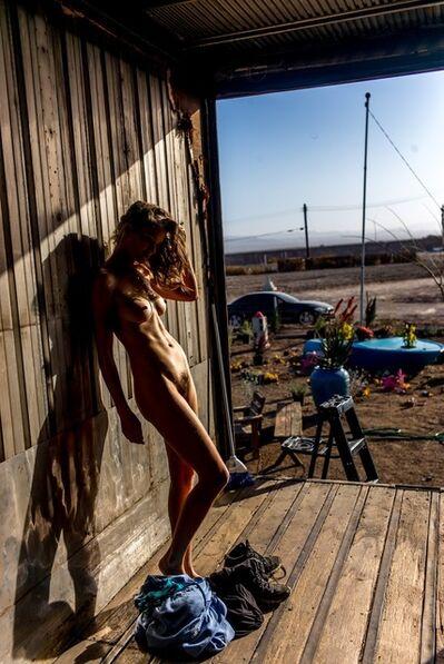 Tao Ruspoli, 'Melody (Bombay Beach), 21st Century, Nude Photography', 2018