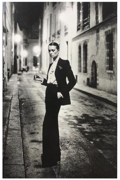 Helmut Newton, 'Rue Aubriot', 1978
