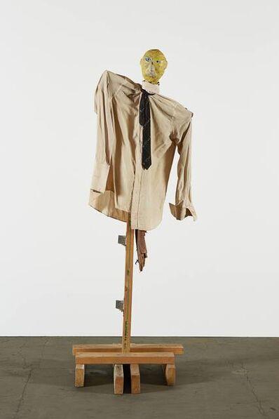 Jimmie Durham, 'Ahead', 1991