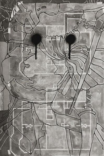 Jasper Johns, 'Untitled', 1998